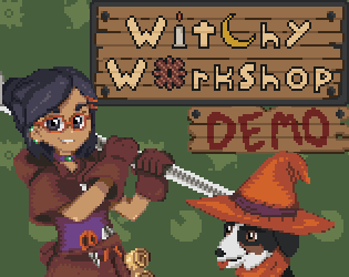 Witchy Workshop